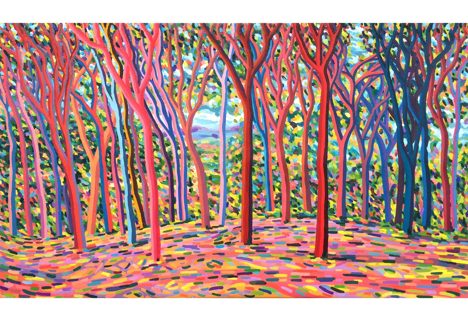 Greeting Card - El Forestal II, Villaviciosa de Odón (2016)